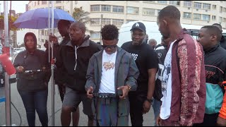 Gambar cover Nasty C - There They Go | Behind The Scenes