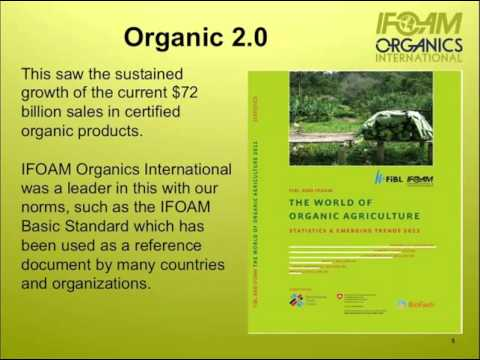 The Vital Role of Research to Advance Organic Agriculture Worldwide