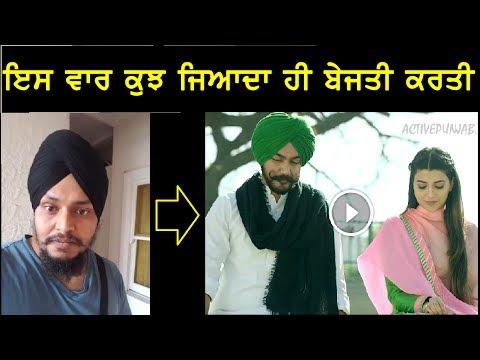 Gurjant singh Insulted Nimrat Khaira & Harnavbir || Gidha Bhangra Song