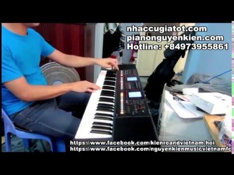 Liên Khúc Organ Dance Remix Dài 2h DJ Cực Mạnh Nguyễn Kiên