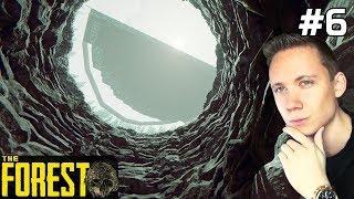 The Forest PL Gameplay Kreatywny [#6] Zaklejamy KANION /z Paweł