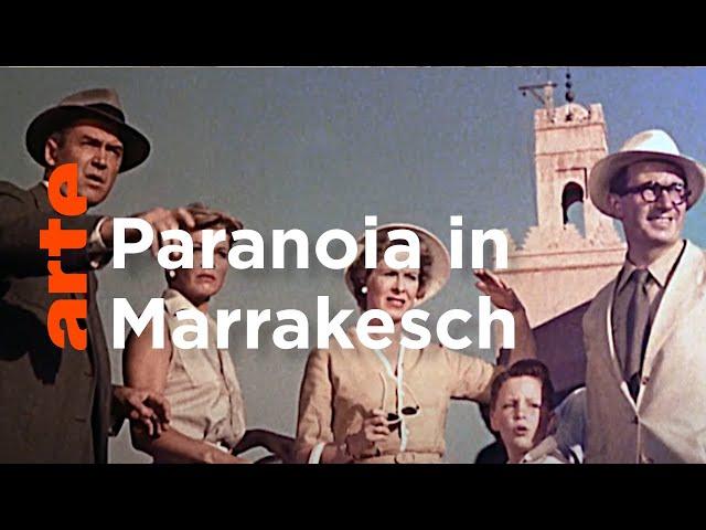Marrakesch: Aus den Augen Alfred Hitchcocks | Stadt Land Kunst | ARTE