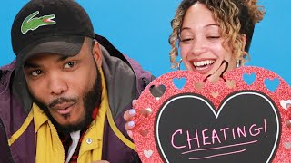 Couples Debate What MicroCheating Is