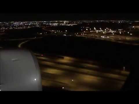 AA Flight 940, Santiago to DFW (3/28 - 3/29/2015)