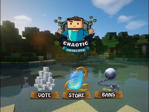 Minecraft Server Portal Template | HTML & CSS + Download