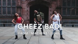 Cheez Badi (from Machine) | Udit Narayan & Neha Kakkar Tanishk | Bollywood Choreography Dance Video