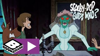 Scooby-Doo And Guess Who? | The Ghost Bride | Boomerang UK 🇬🇧