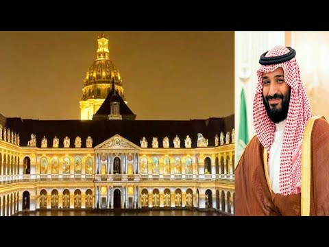Crown Prince|Mohammed Bin Salman| Owner World's Most Expensive Home in France|Inside|Story