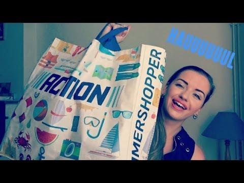 Haul Action, Beauté & Sport !!!