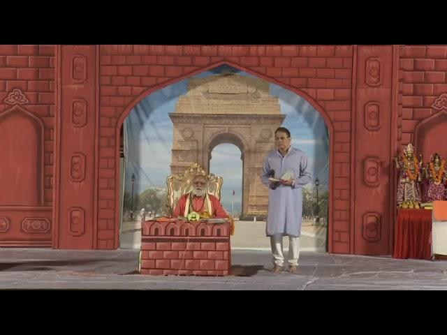 Param Pujye Brahmrishi Shree Kumar Swamiji's DWARKA  Samagam 29th April   2018  Day-2