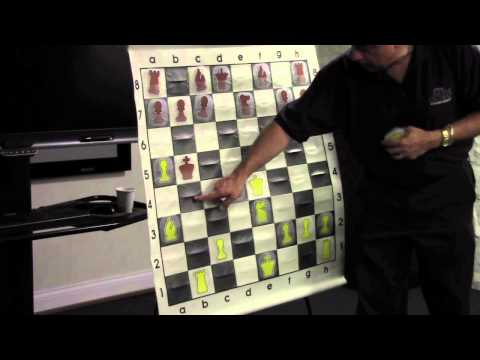 Chess for Beginners with GM Yasser Seirawan (Fried Liver | Opening Ideas) - 2013.07.07