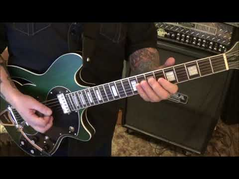 Randy Houser - How Country Feels - CVT Guitar Lesson by Mike Gross