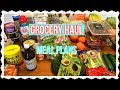 Healthy Grocery Haul #78 | Weekly Meal Plans | Weight Watcher Smart Points