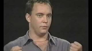 Dave Matthews - Charlie Rose Show 1999 Part 1.avi