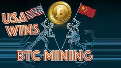 USA To DOMINATE the Bitcoin Mining Race With TWO ACES UP THEIR SLEEVE. Goldman Sachs BTC Invitation.