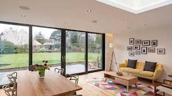 Contemporary House Extension- Colinton, Edinburgh