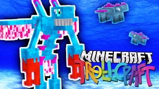SUMMONING THE CORALLUS BOSS! | Minecraft: TrollCraft