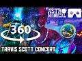 360 Degree TRAVIS SCOTT Astronomical Fortnite CONCERT Close up VR | Live Music Event | REPLAY
