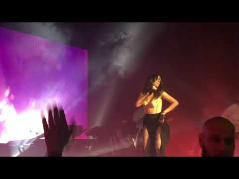 Camila Cabello - Crown - Never Be The Same Tour - 2018-04-20 - Minneapolis