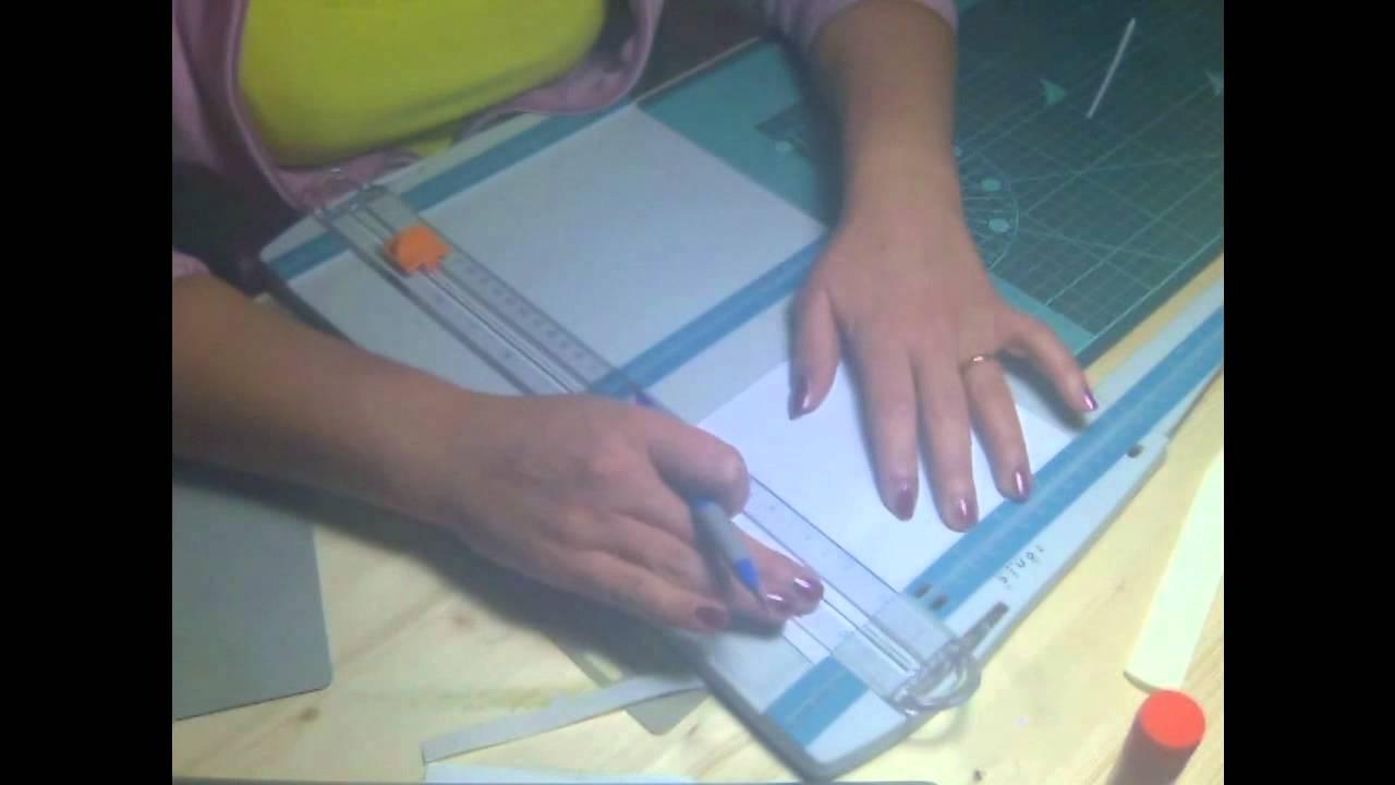 Tutorial sacchetti fai da te paper bag youtube for Tutorial fermaporta di stoffa