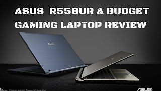 Asus R558UR review best budget gaming laptop at affordable price #Asus laptop review #Asus laptops