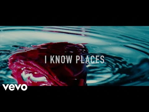 The Chainsmokers- Places (ft. Taylor Swift, Selena Gomez) (Lyrics Video)