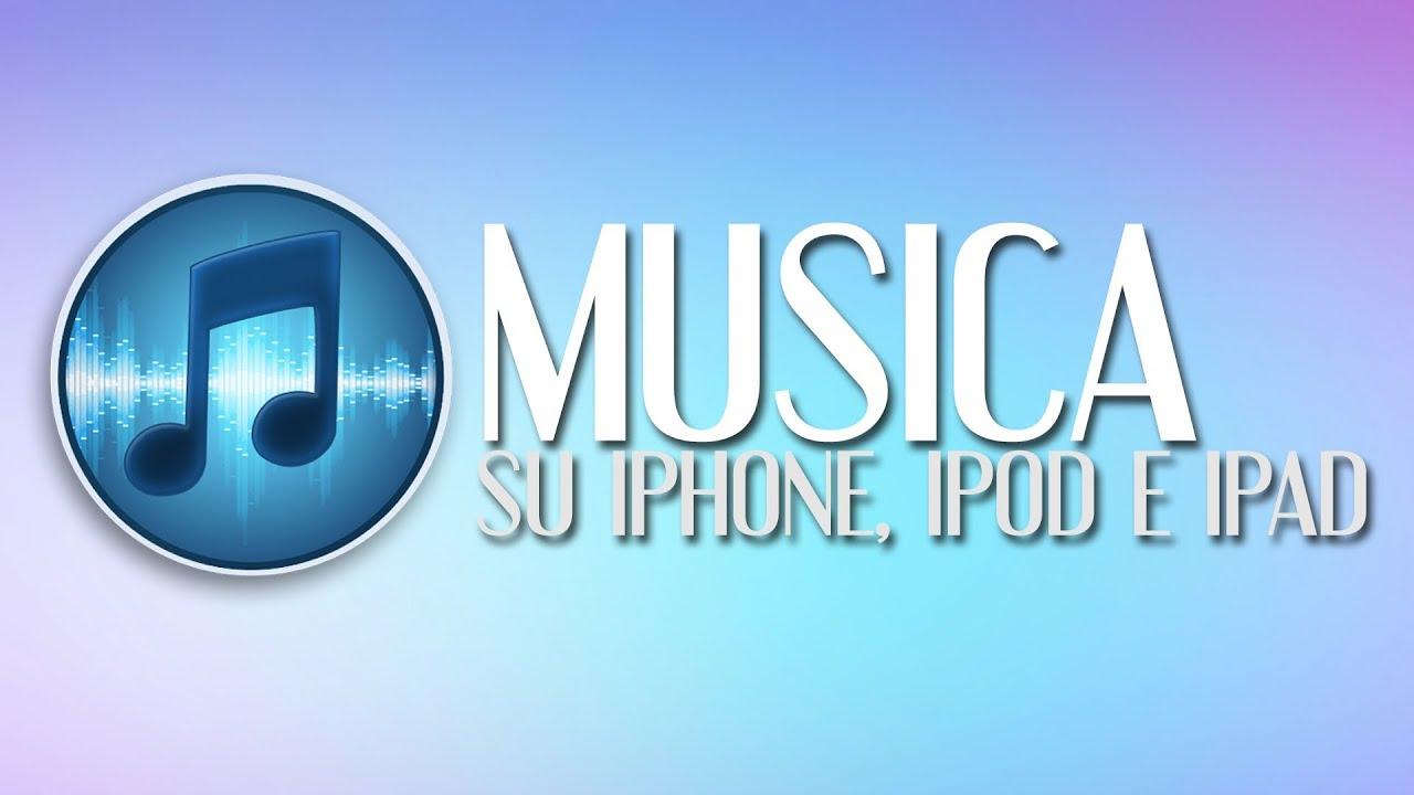 Come mettere musica su iPhone - ChimeraRevo