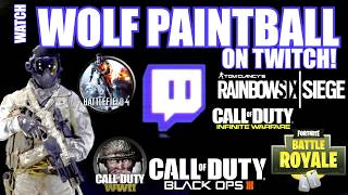FOLLOW ME ON TWITCH FOR SOME GAMING EPICNESS!!!