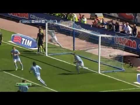 """""""Siamo immortali!"""" - Napoli 4 - 3 Lazio (Telecronaca di Raffaele Auriemma)"""