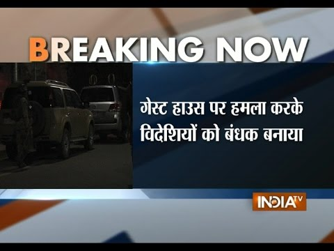 Kabul: Gunmen Attack a Guest House and Abducts Indians - India TV