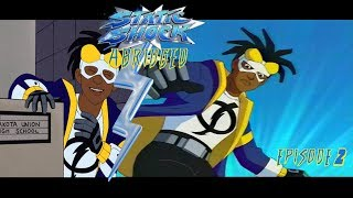 Static Shock Abridged Episode 2: The Shockqual
