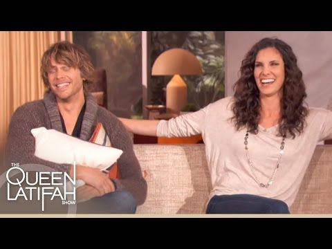 Daniela Ruah On How Her Son was Born