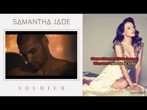 [Karaoke] Soldier - Samantha Jade