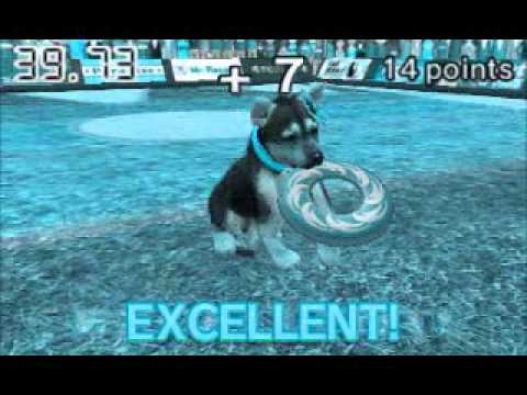 Jenny The Singing Dog