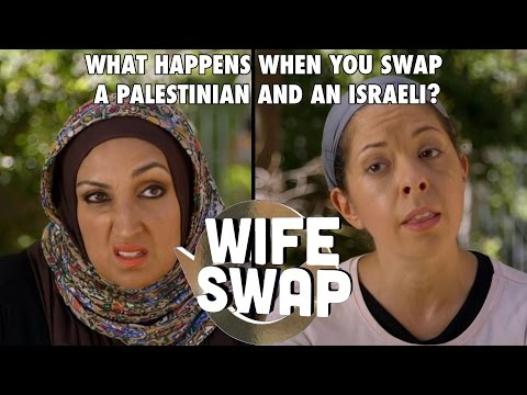 An Israeli-Palestinian Wife Swap!