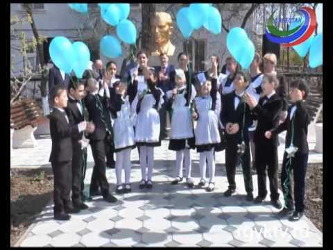 В Южно-Сухокумске прошло открытие памятника Юрию Гагарину