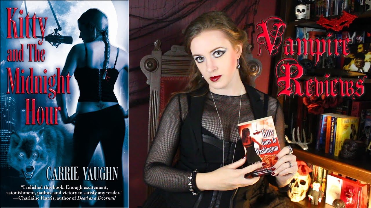 Vampire Reviews Kitty And The Midnight Hour