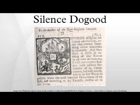 DOGOOD LETTERS SILENCE
