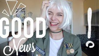 Очень много ХОРОШИХ НОВОСТЕЙ! Дикие ТВ-шоу, макияж из страз и тренды Youtube!