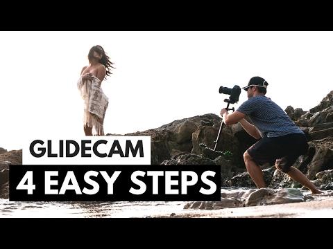 Video Camera Stabilizer - 'Devinsupertramp Glidecam' Tutorial