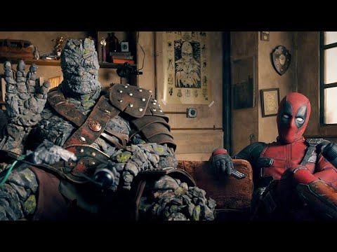 Deadpool and Korg React - Видео онлайн