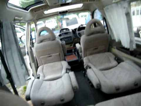 1994 Mitsubishi Delica Spacegear Turbo Diesel 4wd Youtube