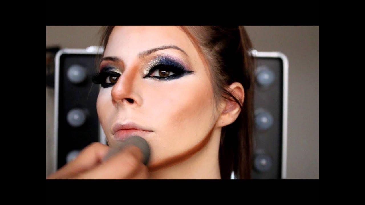 indian pakistani bridal hair & makeup courses - youtube