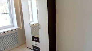видео Трехстворчатые шкафы