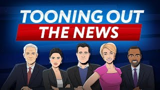 Tooning Out The News | New Series Announcement | CBS All Access