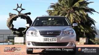 Chery Cowin Test Drive - Impresiones de Manejo