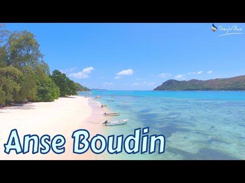 Anse Boudin, Praslin - Beaches of the Seychelles