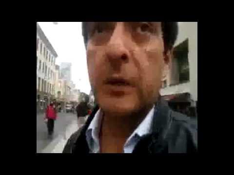 July 22  2011 Oslo  Norway Bomb Update Graphic Raw Video Camera Phone