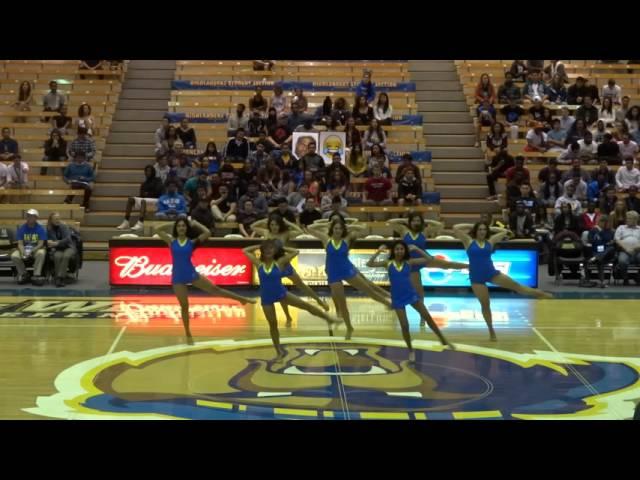 UCR Dance Team TOO ORIGINAL 03/05/16