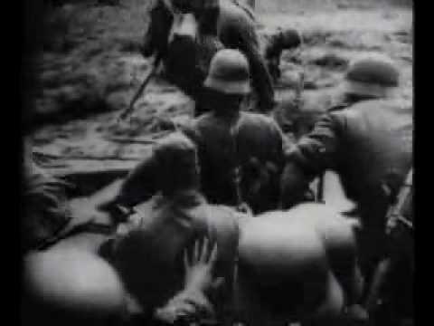 Tank Battles - El Alamein to the Volga Part 1 of 6